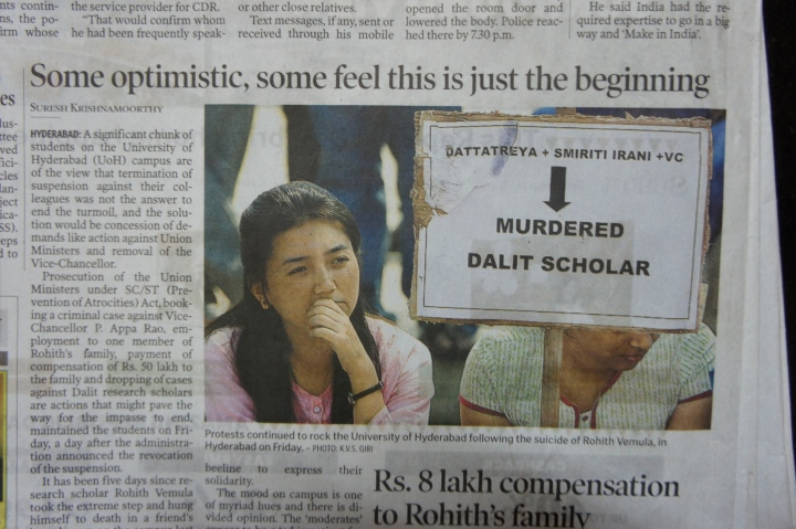 The Hindu, 23 januari
