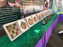 Tavlor gjorda av Milletsfrön